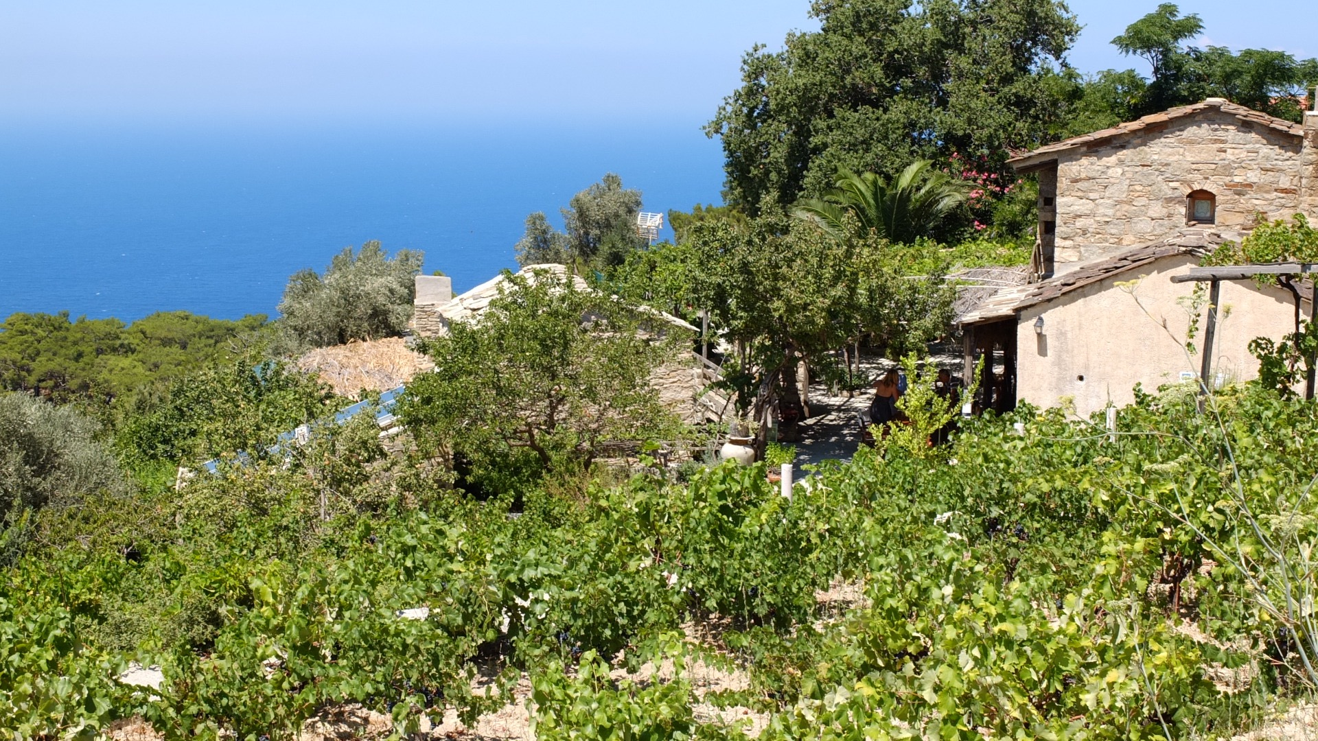 Retreats in Mediterranean