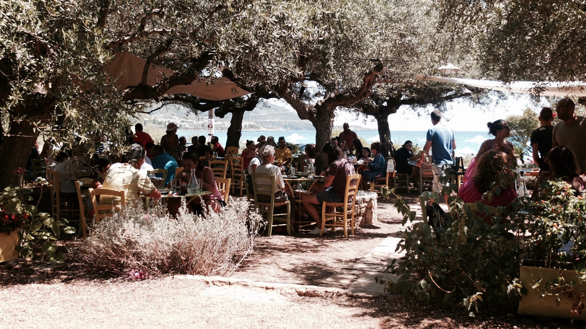 my favourite dining experiences through the Mediterranean...