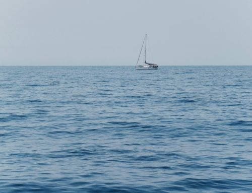 Sailing through the Mediterranean…