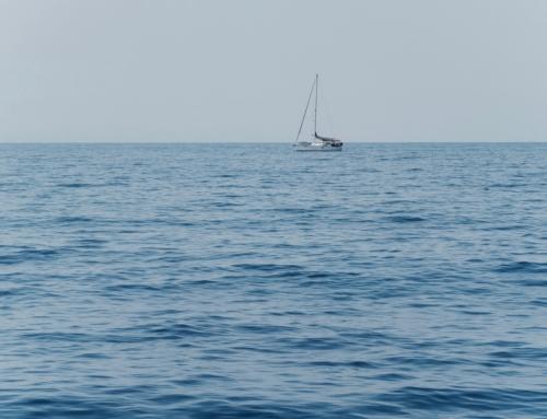 Sailing through the Mediterranean…