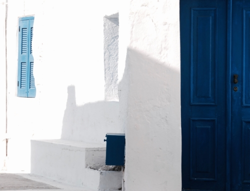 solo travels through the Mediterranean…