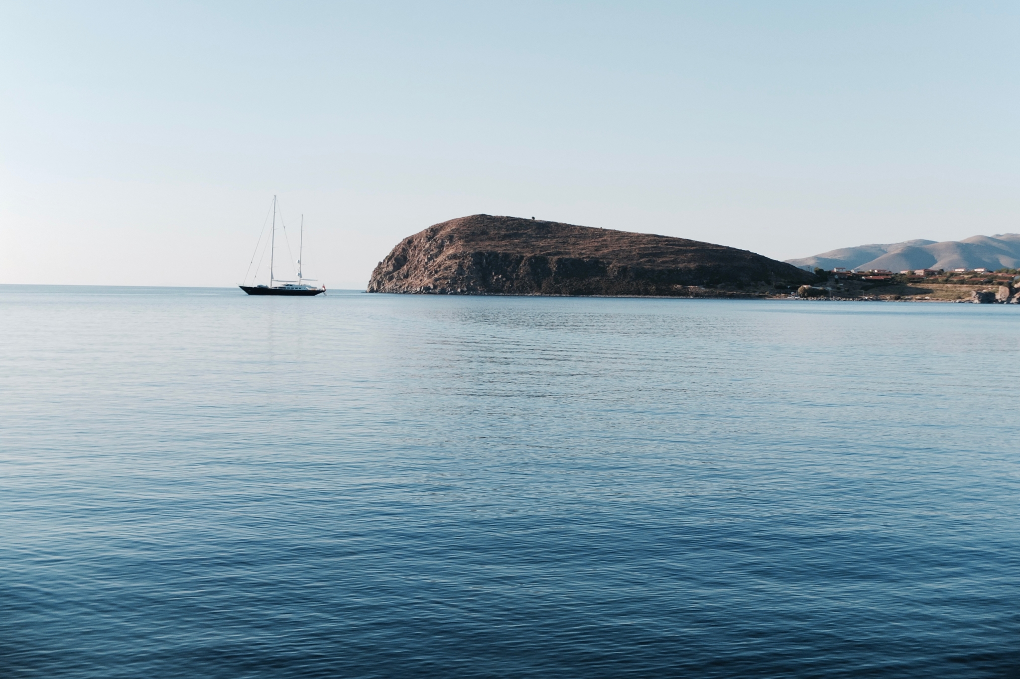 the art of slow travel through the Greek islands – journeying from Patmos to Lemnos