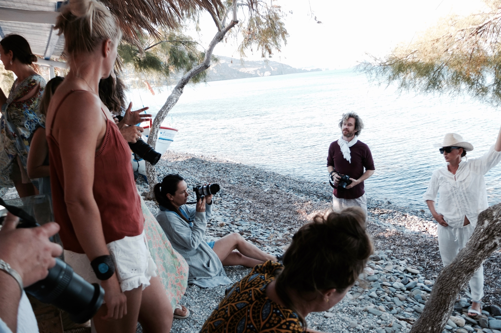 Behind The Scenes Of The Creative Immersion Retreat