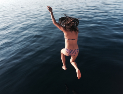 diving into your potential & journeying through the Mediterranean…