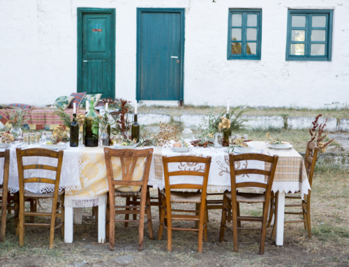 Food – The Heart & Soul of Mediterranean Life…