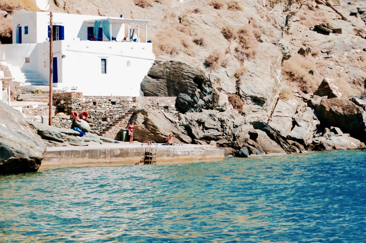 How My Love For The Mediterranean Launched My Business