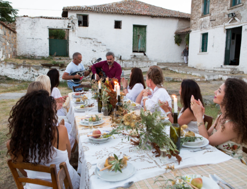 The Best Food and Wine Experience In The Mediterranean…