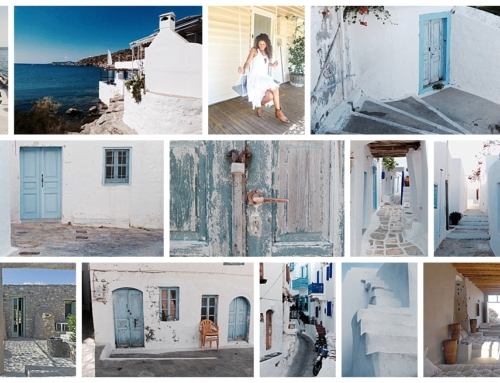 A Women's Mediterranean Retreat To The Greek Islands…
