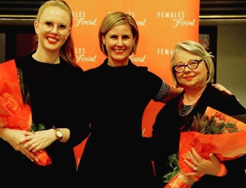 FEMALES IN FOOD: A Business Empowering Women To Pursue Their Passion & Follow Their Hearts…
