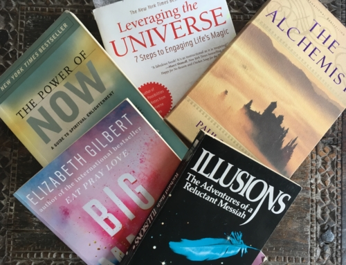 Why These 5 Books Changed My Life…
