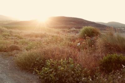 greece, greek islands, mediterranean, sunset