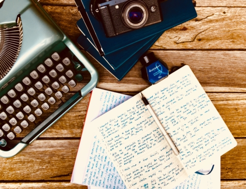 How These Two Creative Tools Help Me Speak From The Heart…