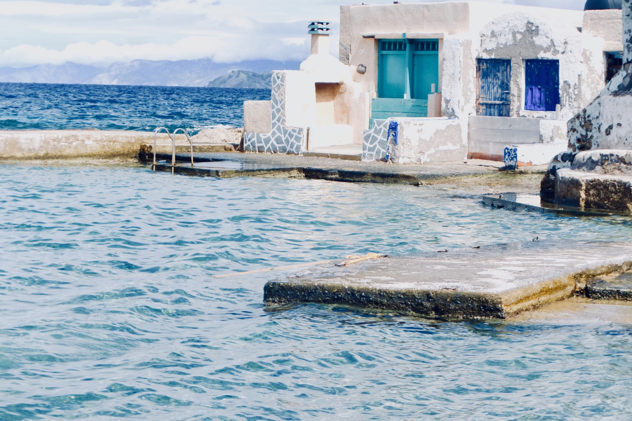 beach shack, mediterranean, greek islands, mediterranean islands, blue sea, aegean sea, dream life, stone house, seaside shack, fisherman shack