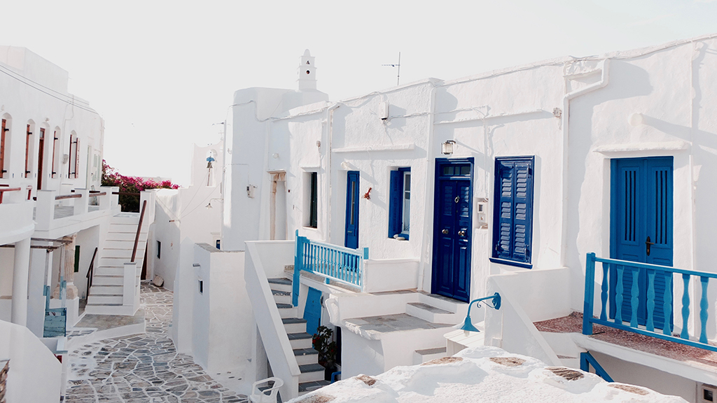 Dive into Paradise on this Dream Greek Island