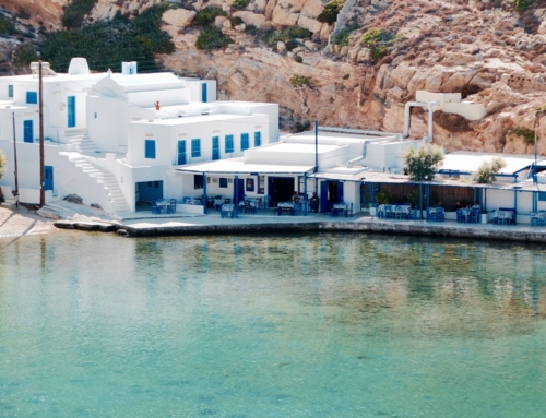 Dive into Paradise on this Dream Greek Island Getaway…