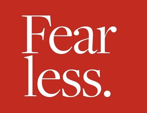 My Interview on the Fearless Conversations Podcast