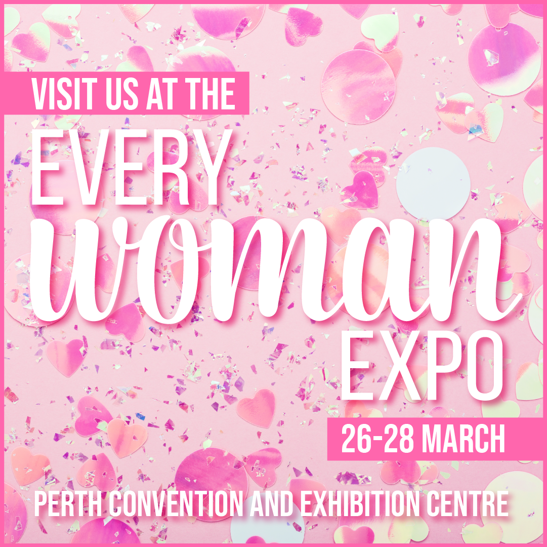 Perth I Can't Wait To See You at the Every Woman Expo This Month…